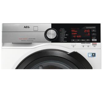 AEG L9WBC61B panel sterowania