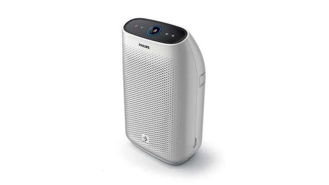 Philips AC1215/10 posiada wydajne filtry mogące oczyścić powietrze nawet w 20 minut