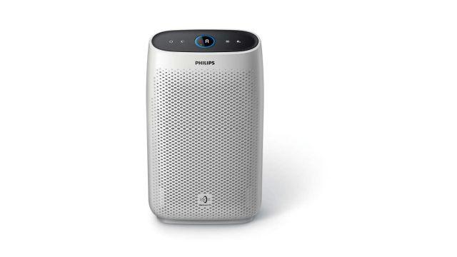 Philips AC1215/10 pozwoli Ci monitorować poziom zanieczyszczeń w domu