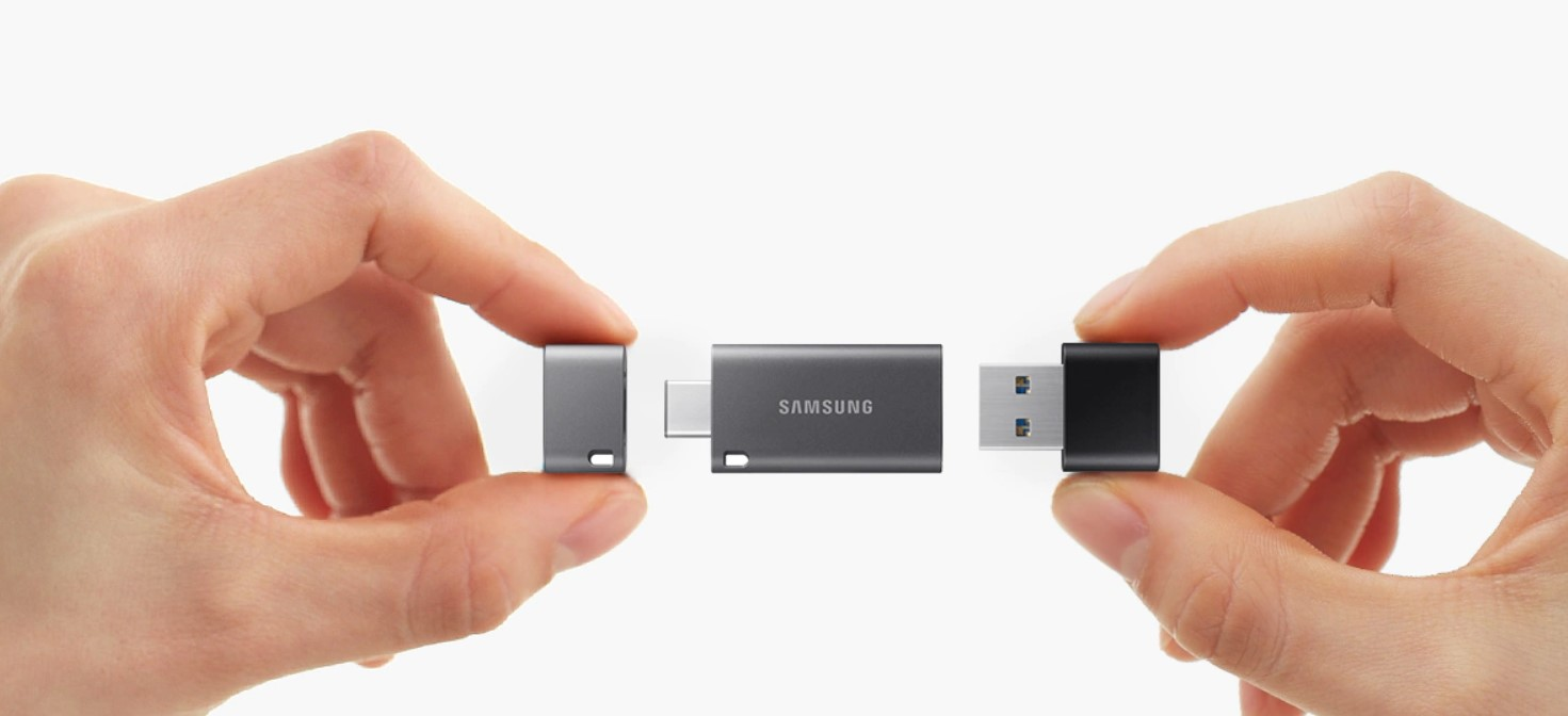 Pendrive Samsung Duo