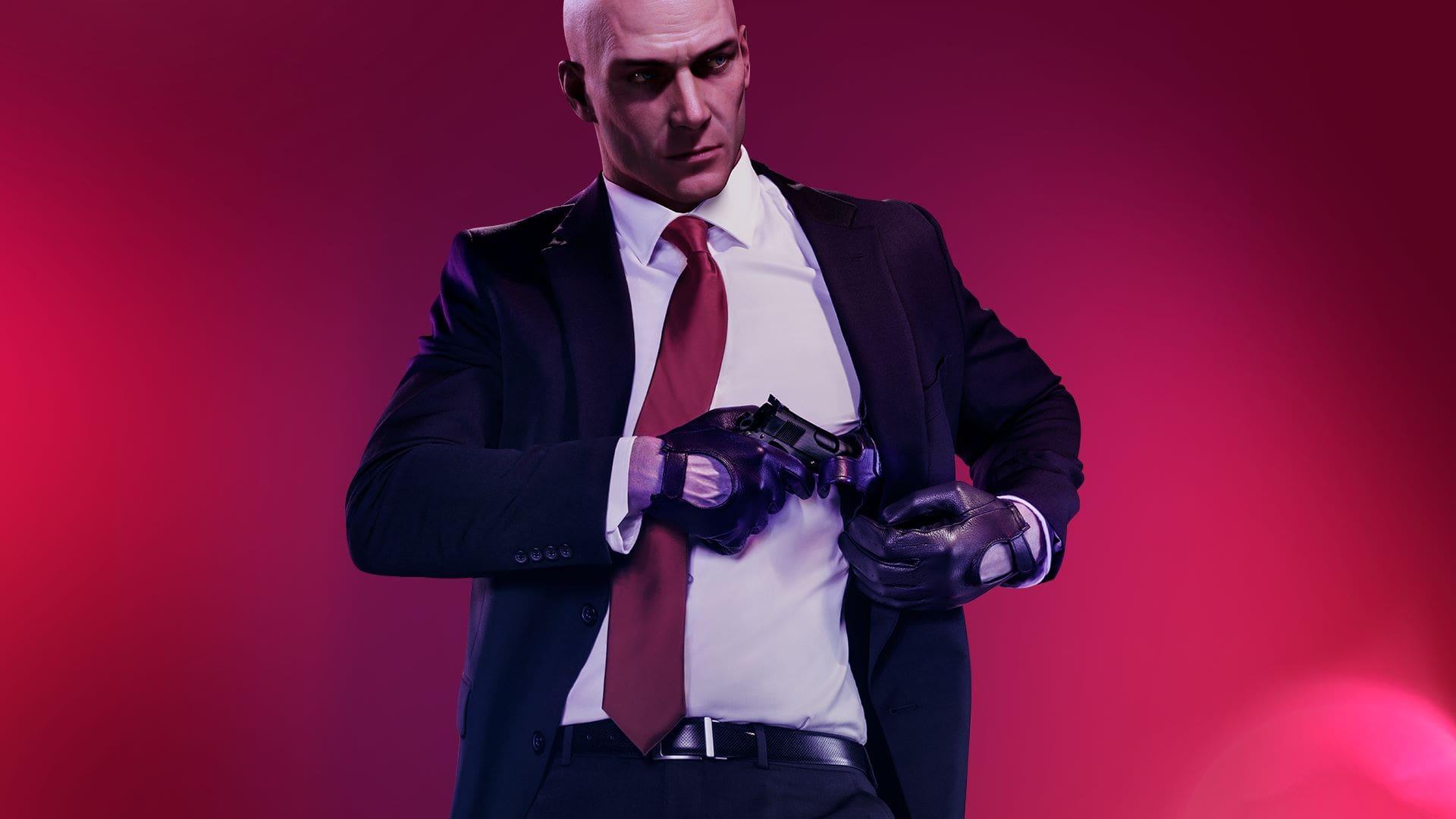 Hitman 2 główny zabójca agent 47