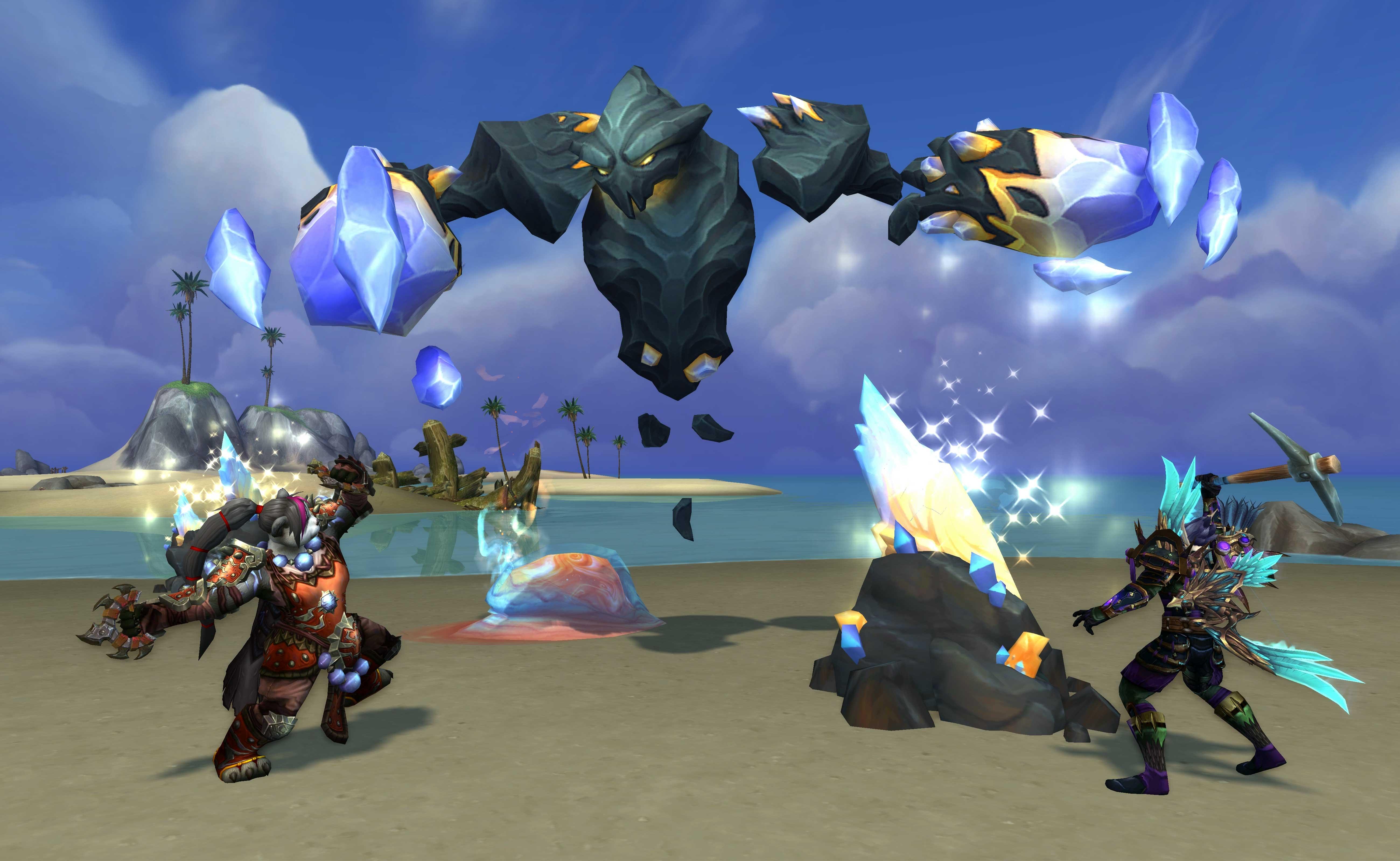 rozgrywka z gry World of Warcraft Battle for Azeroth
