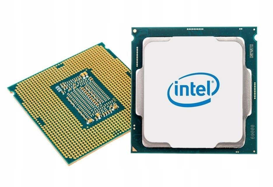 Front Procesora Intel Pentium G5600