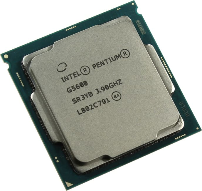 Serce Procesora Pentium G5600