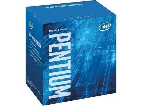 Pudełko Procesora Intel Pentium G5500