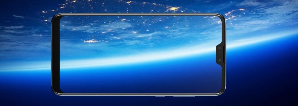 Ekran Zenfone Max M2