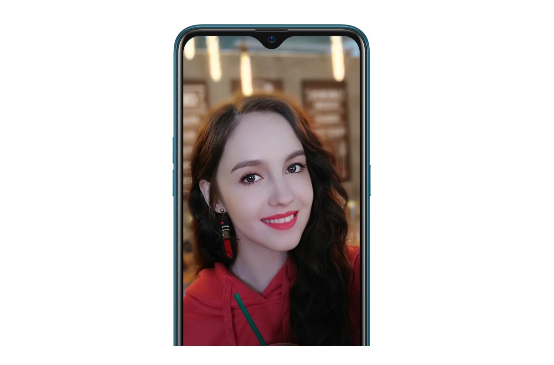 Oppo AX7 Selfie
