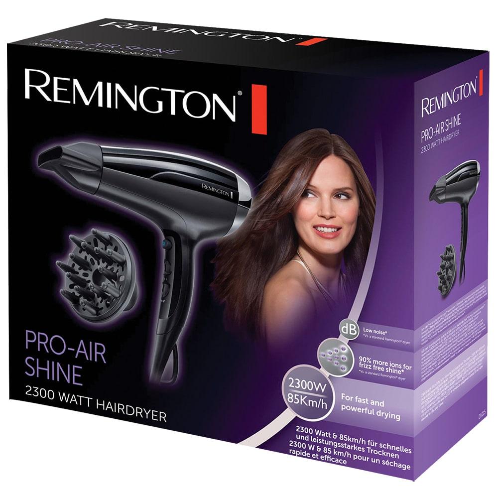 Remington Pro-Air Shine D5215 w pudełku
