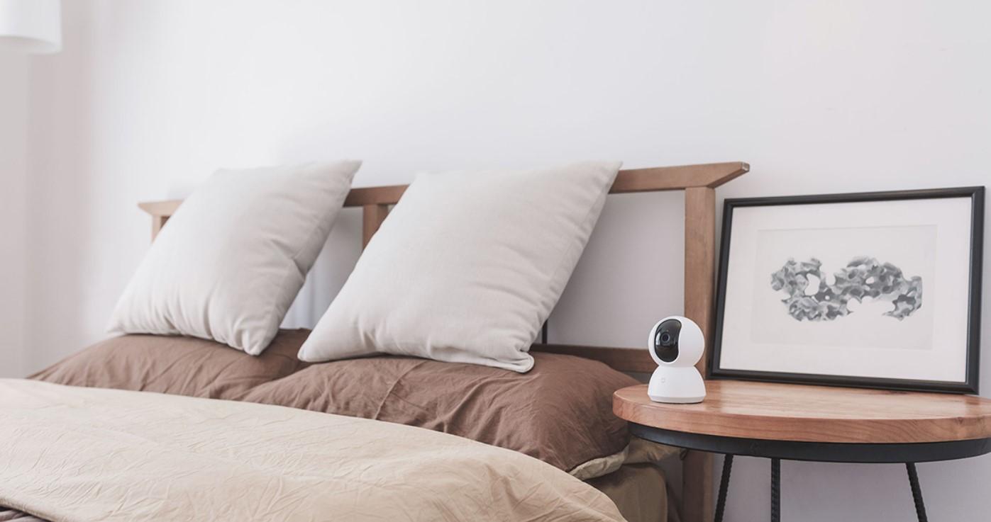 Xiaomi kamera w pokoju