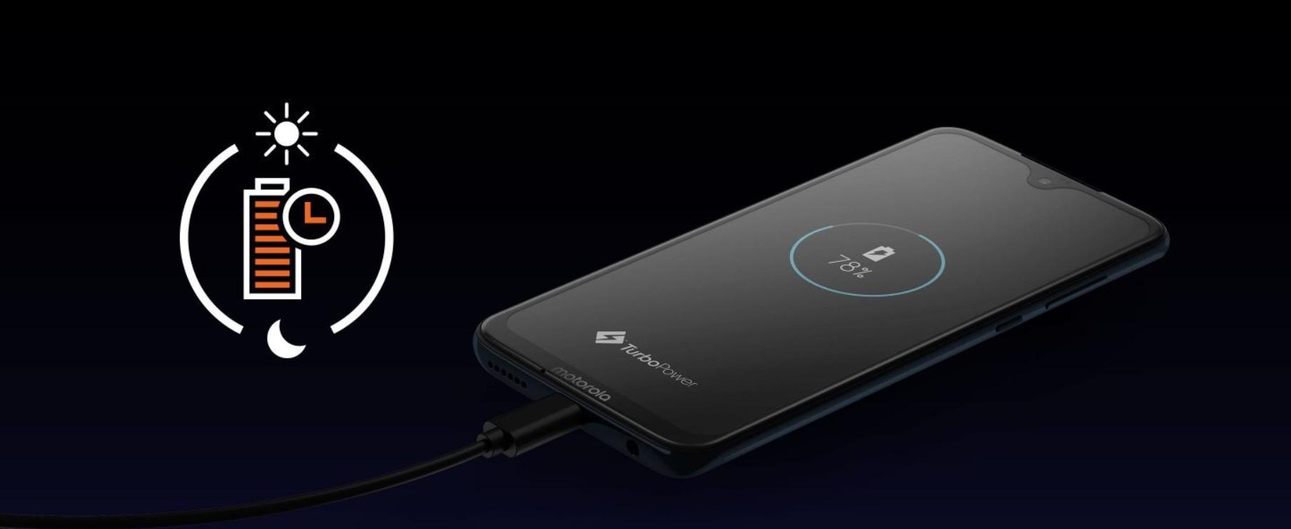 Motorola G7 Plus bateria