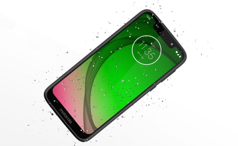 Motorola Moto G7 Play Wodoodporna