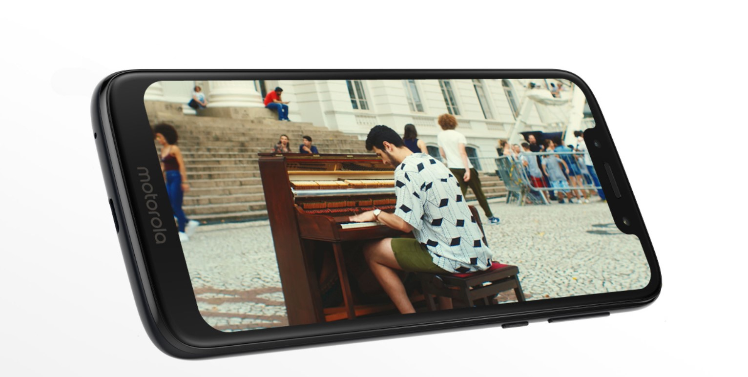 Moto G7 Play ekran