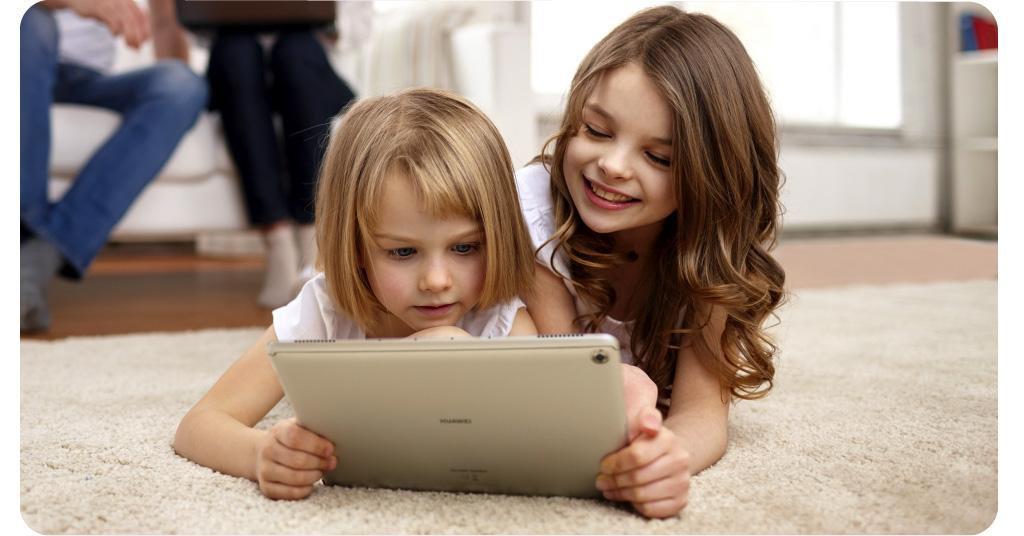 MediaPad M5 Lite dla dzieci