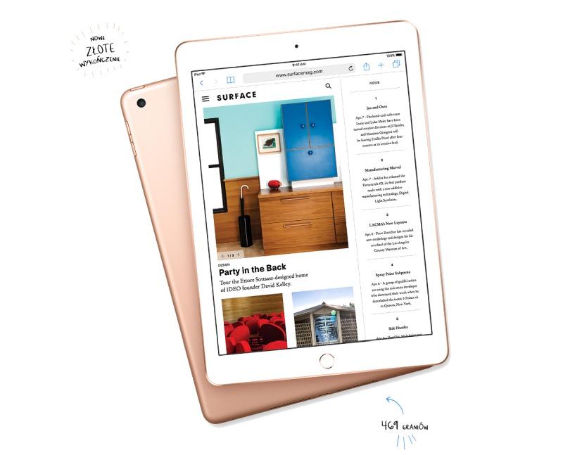 iPad w nowym wydaniu