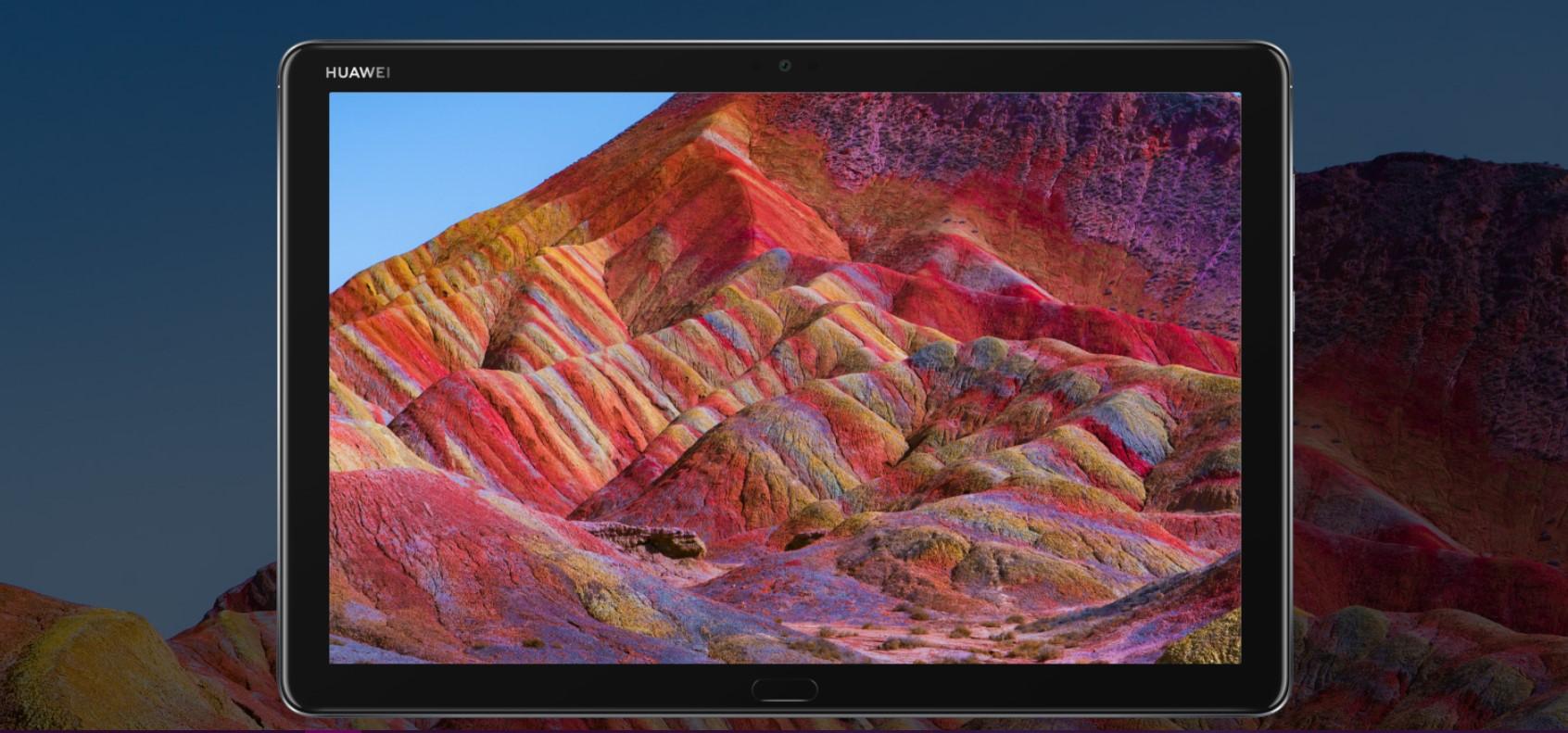 Huawei Mediapad M5 Lite ekran