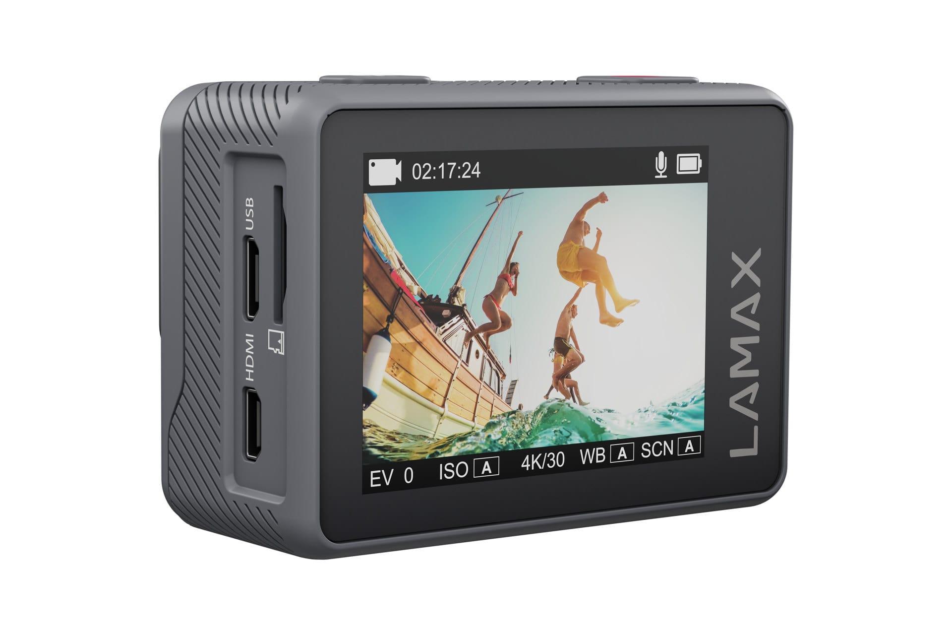 Lamax X10.1 wygląd