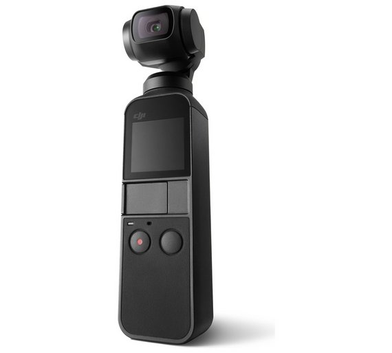 DJI Osmo Pocket design