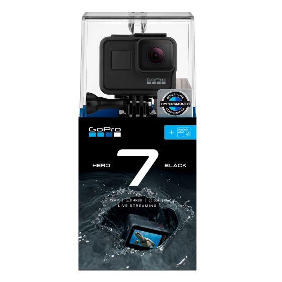 GoPro Hero 7 Black (CHDHX701RW) w pudełku