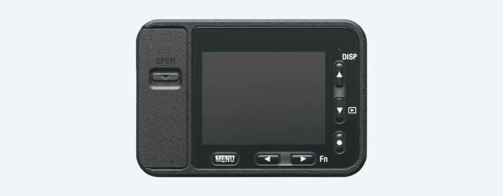 Sony DSC-RX0 wygląd
