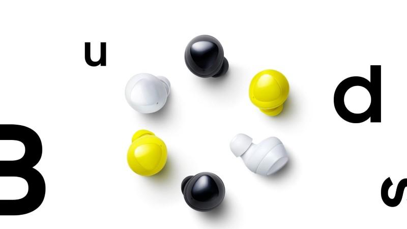 Samsung Galaxy Buds występuje w trzech wersjach kolorystycznych