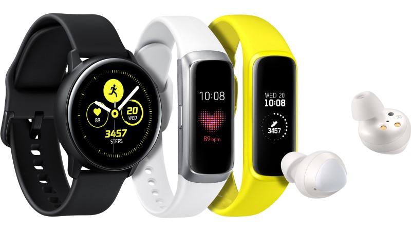 Samsung Galaxy Watch jest częścią serii wearables