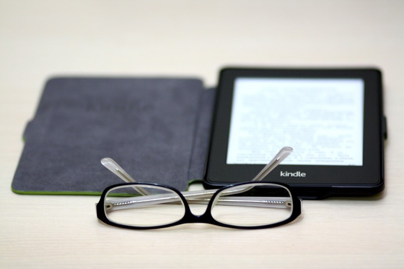 Kindle Touch 7 ma 6 calowy ekran Eink