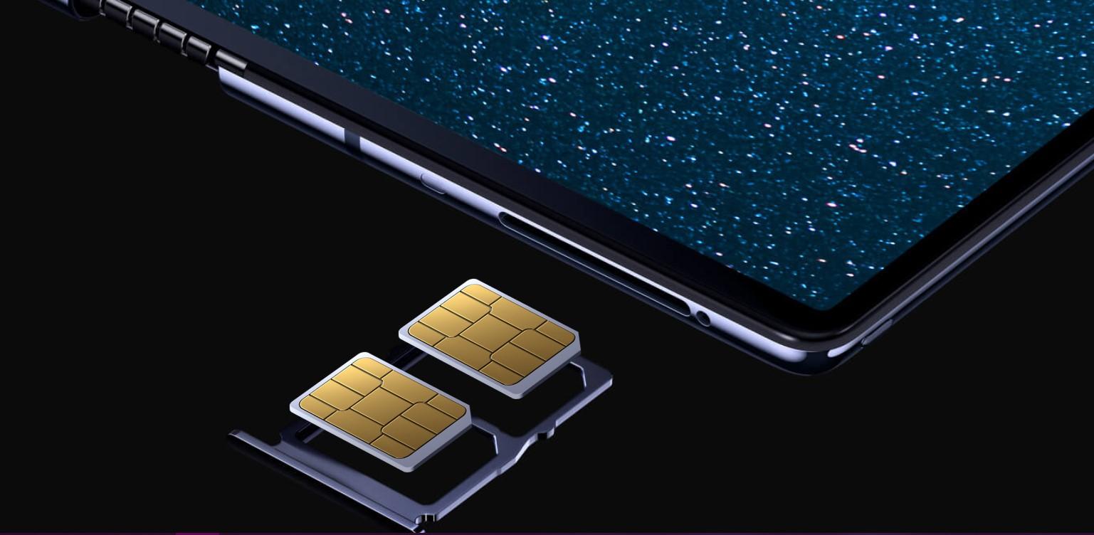 Huawei Mate X dual sim