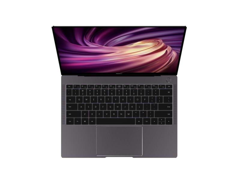 Huawei MateBook X Pro jest bardzo ergonomiczny