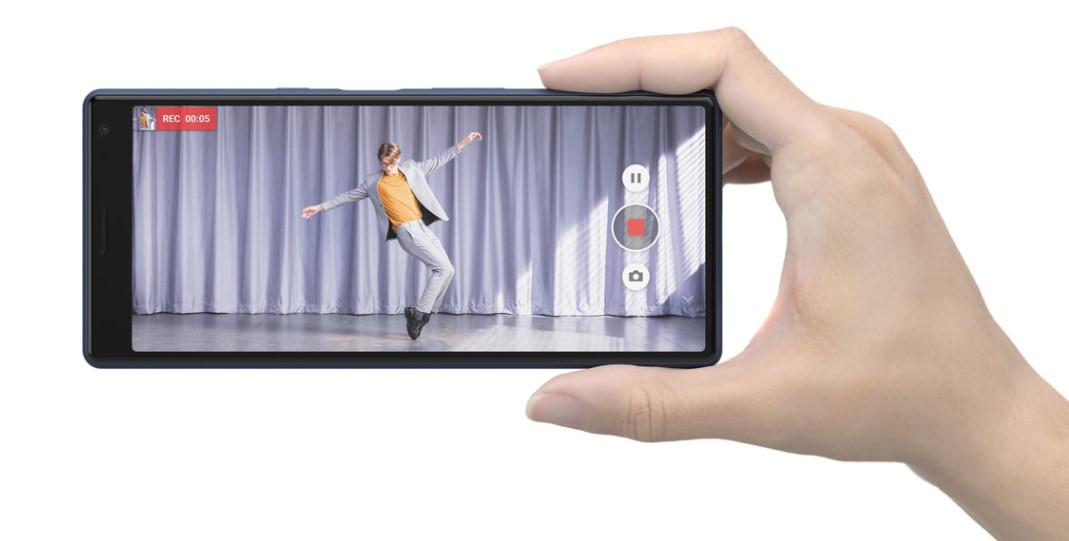 Xperia 10 filmy long