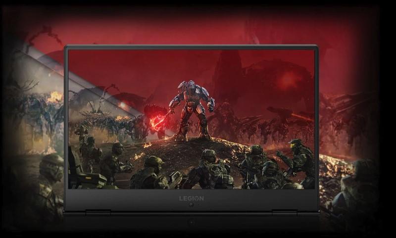 Legion Y530 ma ekran o rozdzielczości FullHD