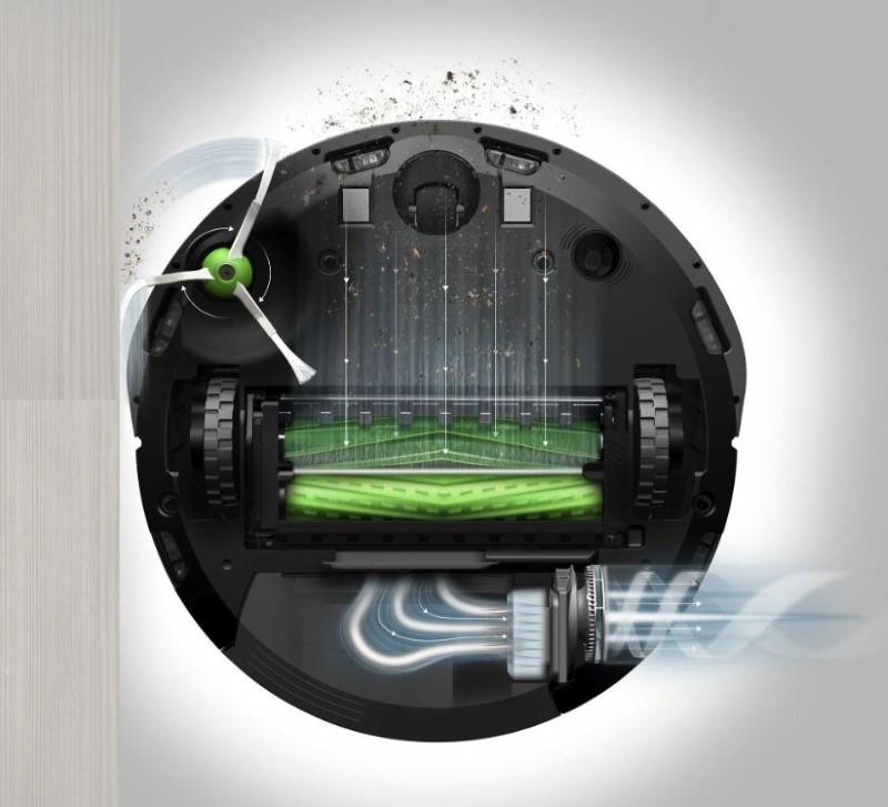 iRobot Roomba i7 to ciekawy sprzęt o wielu funkcjach