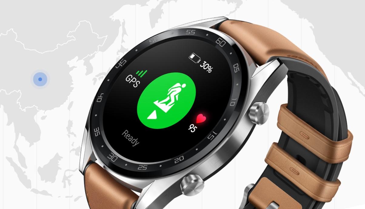 GPS Huawei Watch GT