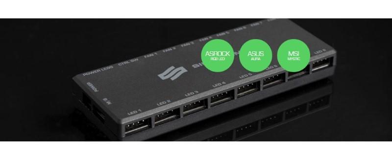 Armis AR3 TG RGB ma ciekawy kontroler