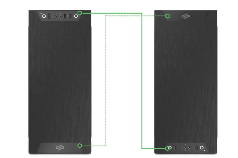 W Armis AR3 można wymieniać panele przednie