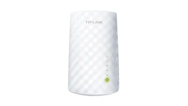 TP-LINK RE200 N750 można w łatwy sposób skonfigurować