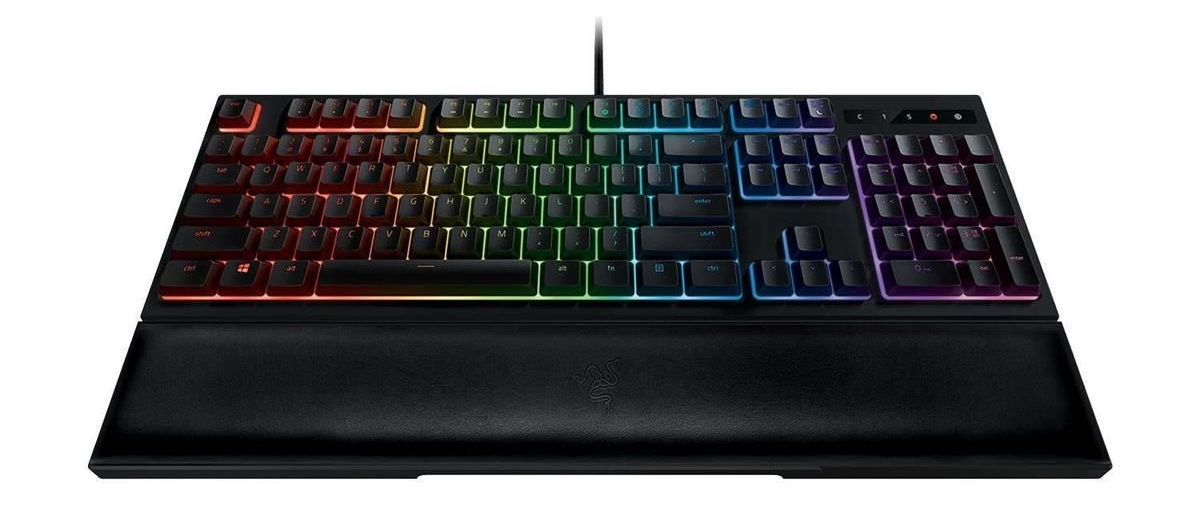 klawiatura kolorowa dla graczy