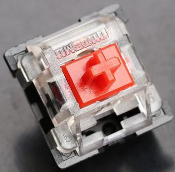 Przełącznik Outemu Red