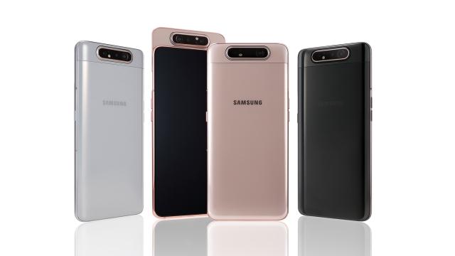 Samsung Galaxy A80 3 aparaty