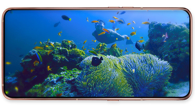 Samsung Galaxy A80 New Inifinty
