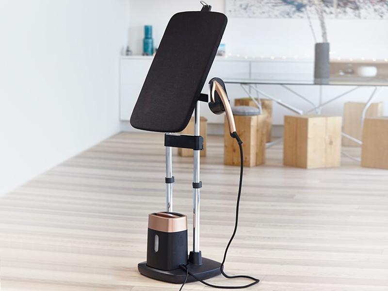 nowoczesne urządzenie do prasowania Tefal IXEO