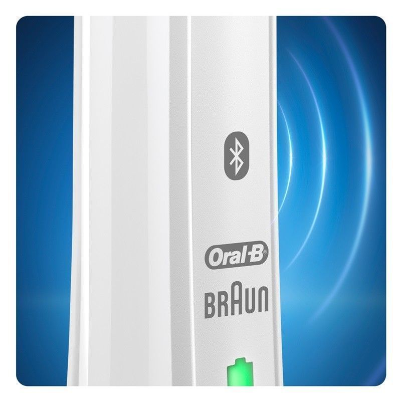 Oral-B Smart 4900 Cross Action logo