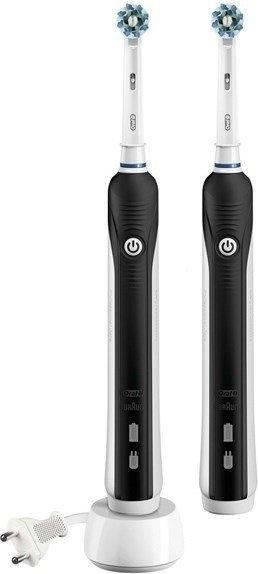 Oral-B Pro 790 Black (D16.524.UHX) dwie sztuki