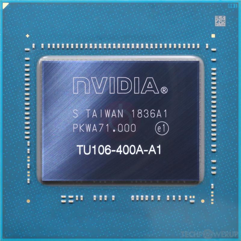 RTX 2070 - lepszy chip
