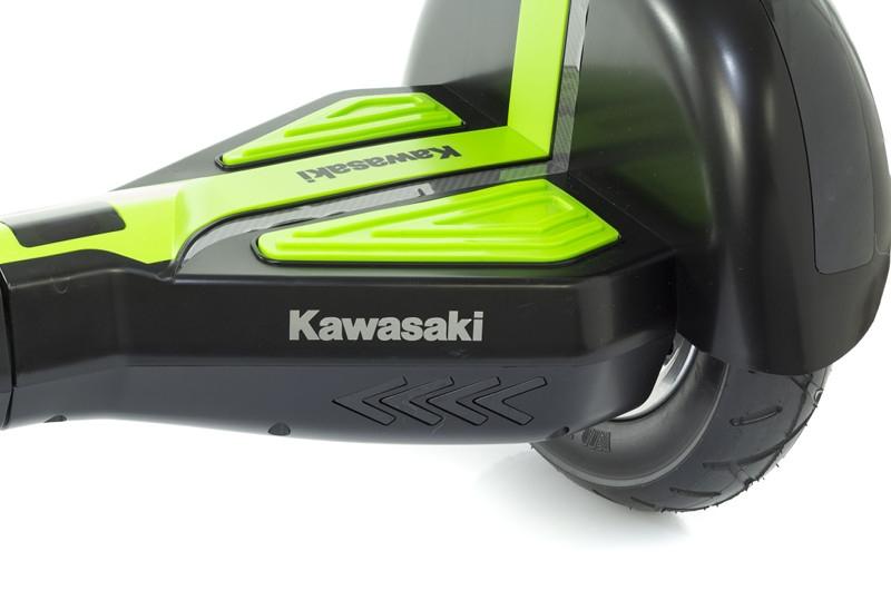 Kawasaki Balance z boki
