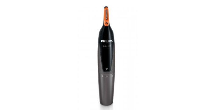 Philips NT3160/10 to prosty i precyzyjny trymer do nosa