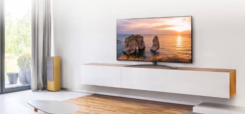 Telewizory NanoCell idealnie nadadzą się do pokoju