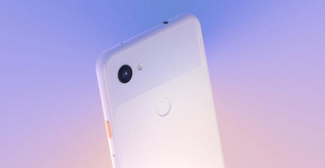 Google Pixel 3A kolor