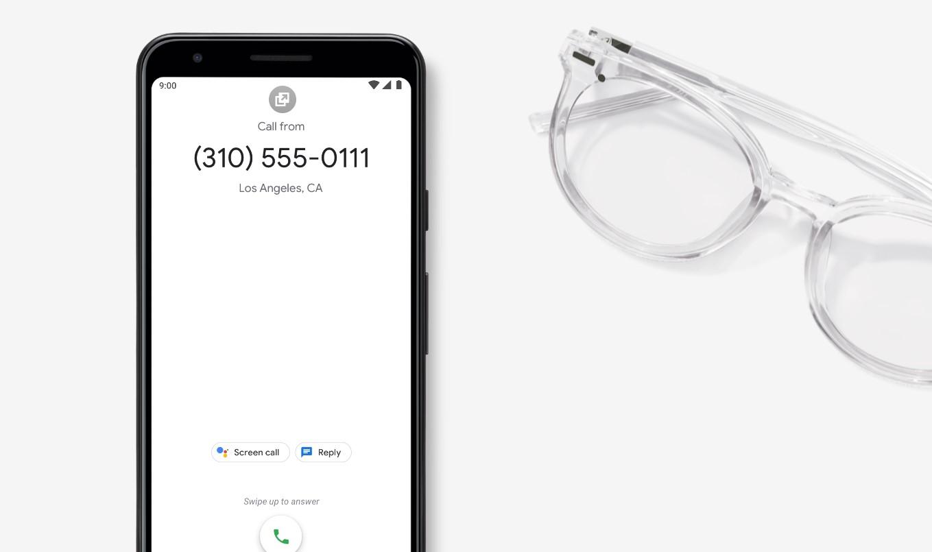 Screen Call Google Pixel 3a