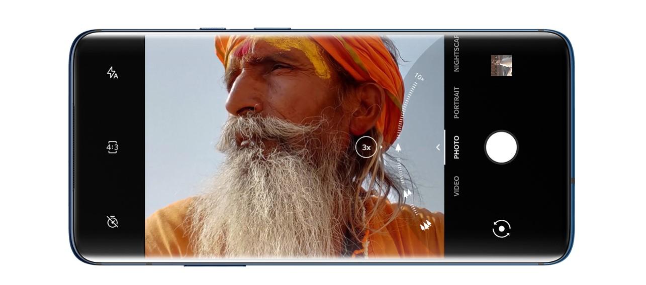 3x zoom w OnePlus 7 pro