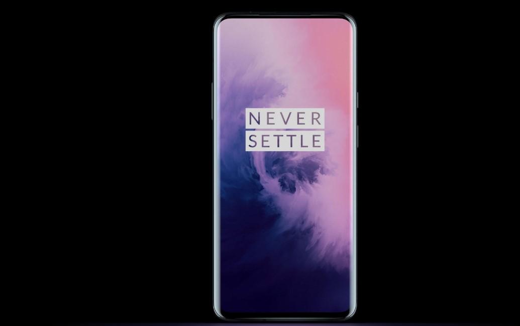 One Plus 7 ekran